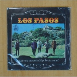 LOS PASOS - AYER TUVE UN SUEÑO, EL POBRE (YO SOY ASI) - SINGLE