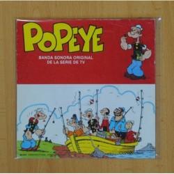 POPEYE - POPEYE, POPEYE HOMBRE DEL MAR - SINGLE