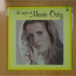 MARIA JIMENEZ - DE DISTINTO MODO - LP