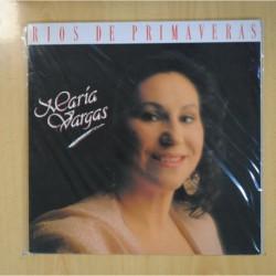 MARIA JIMENEZ - VOY A DARTE UNA CANCION - LP