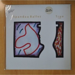 SPANDAU BALLET - TRUE - LP