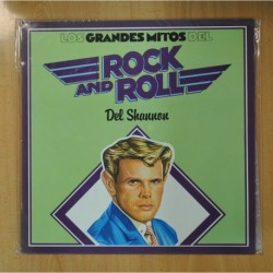 DEL SHANNON - LOS GRANDES DEL ROCK AND ROLL - LP