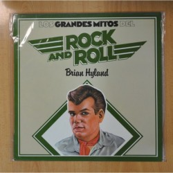 BRIAN HYLAND - LOS GRANDES DEL ROCK AND ROLL - LP