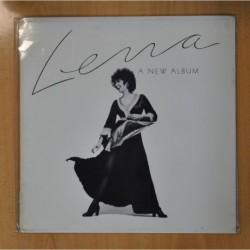 LENA - A NEW ALBUM - LP