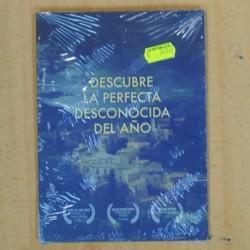 DESCUBRE LA PERFECTA DESCONOCIDA DEL AÑO - DVD