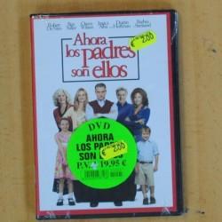 AHORA LOS PADRES SON ELLOS - DVD