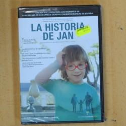 LA HISTORIA DE JAN - DVD