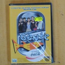 GENTE PEZ - DVD