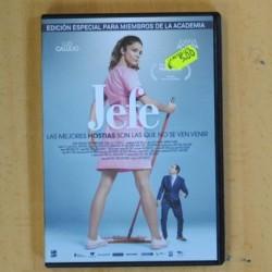 JEFE - DVD