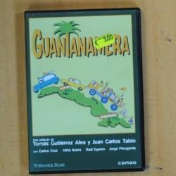 GUANTANAMERA - DVD