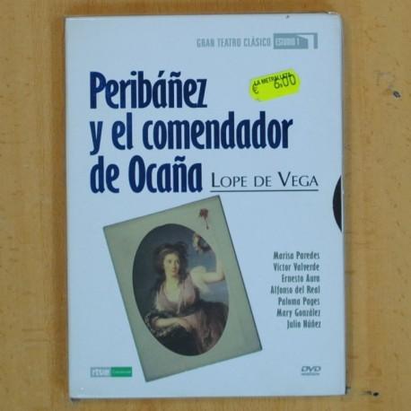 PERIBAÑEZ Y EL COMENDADOR DE OCAÑA - DVD