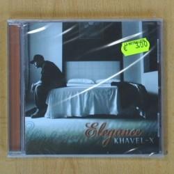 KHAVEL X - LEGANCE - CD