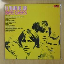 BEE GEES - LO MEJOR DE LOS BEE GEES - LP