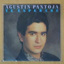 AGUSTIN PANTOJA - TE ESPERARE / CUANDO TU NO ESTES - SINGLE