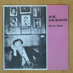JOE JACKSON - REAL MEN - SINGLE
