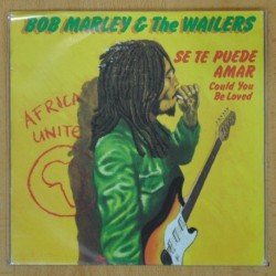 BOB MARLEY & THE WAILERS - SE TE PUEDE AMAR - SINGLE