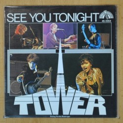 TOWER - SEE YOU TONIGHT / HIGHER FASTER - SINGLE
