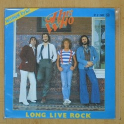 THE WHO - LONG LIVE ROCK + 2 - EP