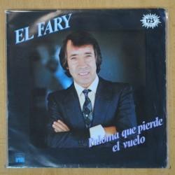 EL FARY - PALOMA QUE PIERDE EL VUELO - SINGLE