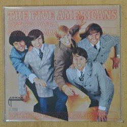 THE FIVE AMERICANS - DISTRITO POSTAL / SONIDO DE AMOR - SINGLE