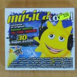 VARIOS - MUSICA TOTAL - 2 CD