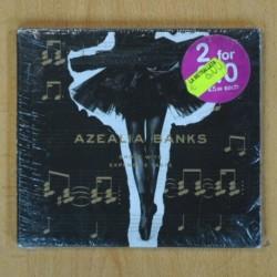 AZEALIA BANKS - BROKE WITH EXPENSIVE TASTE - CD