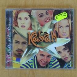 KABAH - LA CALLE DE LAS SIRENAS - CD