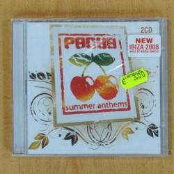 VARIOS - PACHA SUMMER ANTHEMS - CD