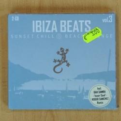 VARIOS - IBIZA BEATS - 2 CD