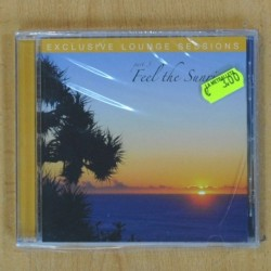 VARIOS - EXCLUSIVE LOUNGE SESSIONS PART 3 FEEL THE SUNRISE - CD