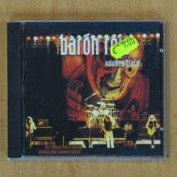 BARON ROJO - VOLUMEN BRUTAL - CD