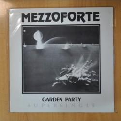 MEZZOFORTE - GARDEN PARTY / FUNK SUITE - MAXI