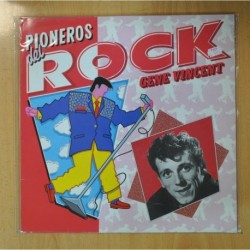 GENE VINCENT - PIONEROS DEL ROCK - LP