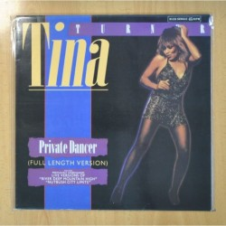 TINA TURNER - PRIVATE DANCER - MAXI