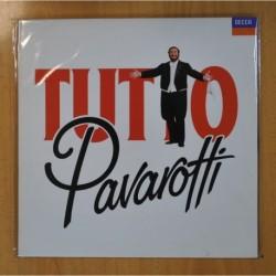 LUCIANO PAVAROTTI - TUTTO PAVAROTTI - 2 LP