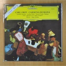 CARL ORFF - CARMINA BURANA - LP