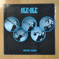 OLE OLE - BATIENDO RECORDS - MAXI