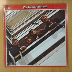 THE BEATLES - 1962-1966 - 2 LP