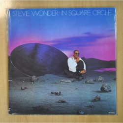 STEVIE WONDER - IN SQUARE CIRCLE - LP