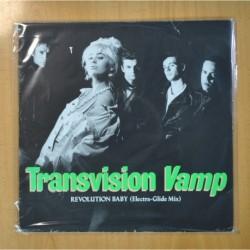TRANSVISION VAMP - REVOLUTION BABY - MAXI