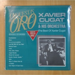 XAVIER CUGAT & HIS ORCHESTRA - THE BEST OF XAVIER CUGAT - LP