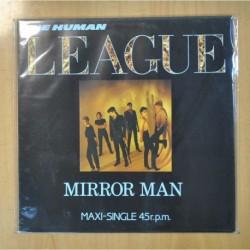 THE HUMAN LEAGUE - MIRROR MAN - MAXI