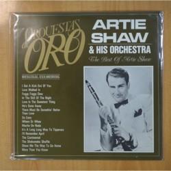 ARTIE SHAW & HIS ORCHESTRA - THE BEST OF ARTIE SHAW / ORQUESTA DE ORO - LP