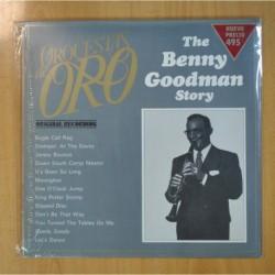 BENNY GOODMAN - THE BENNY GOODMAN STORY / ORQUESTAS DE ORO - LP