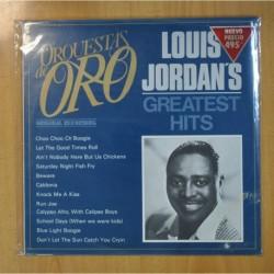 LUIS JORDAN - LUIS JORDAN S GREATEST HITS / ORQUESTA DE ORO - LP