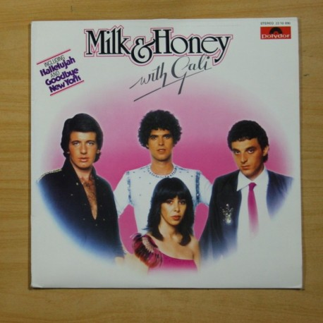 MILK & HONEY / GALI - MILK & HONEY WITH GALI - LP
