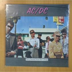 AC/DC - DIRTY DEEDS DONE DIRT CHEAP - LP