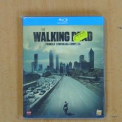 THE WALKING DEAD - PRIMERA TEMPORADA - DVD