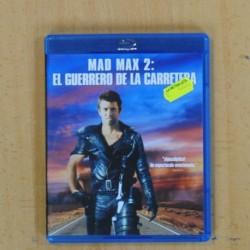 MAD MAX 2 EL GUERRERO DE LA CARRETERA - BLU RAY
