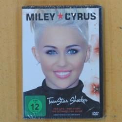 MILEY CYRUS - TEENSTAR SHOCKER - DVD